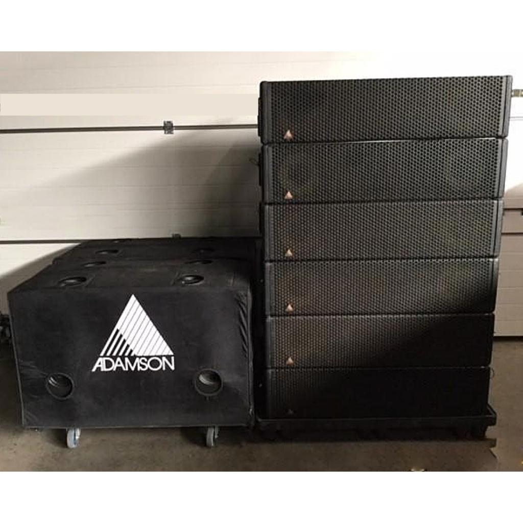 Adamson Y10 Package