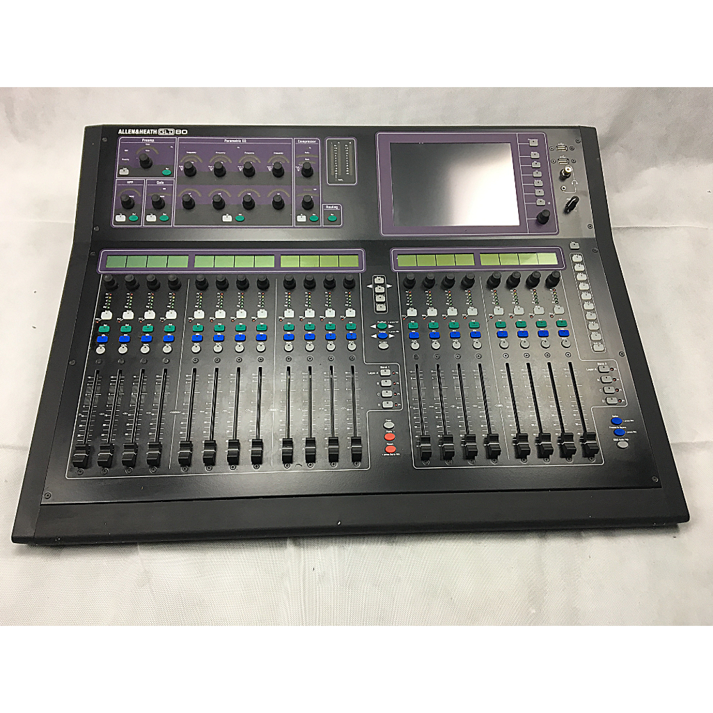 Allen & Heath GLD-80 Mixer