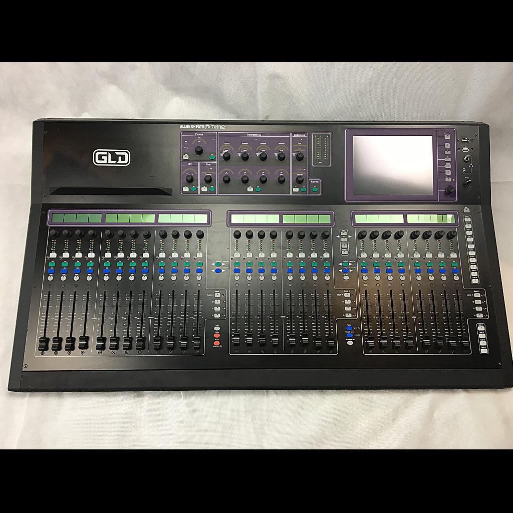 Allen & Heath GLD112 Mixer