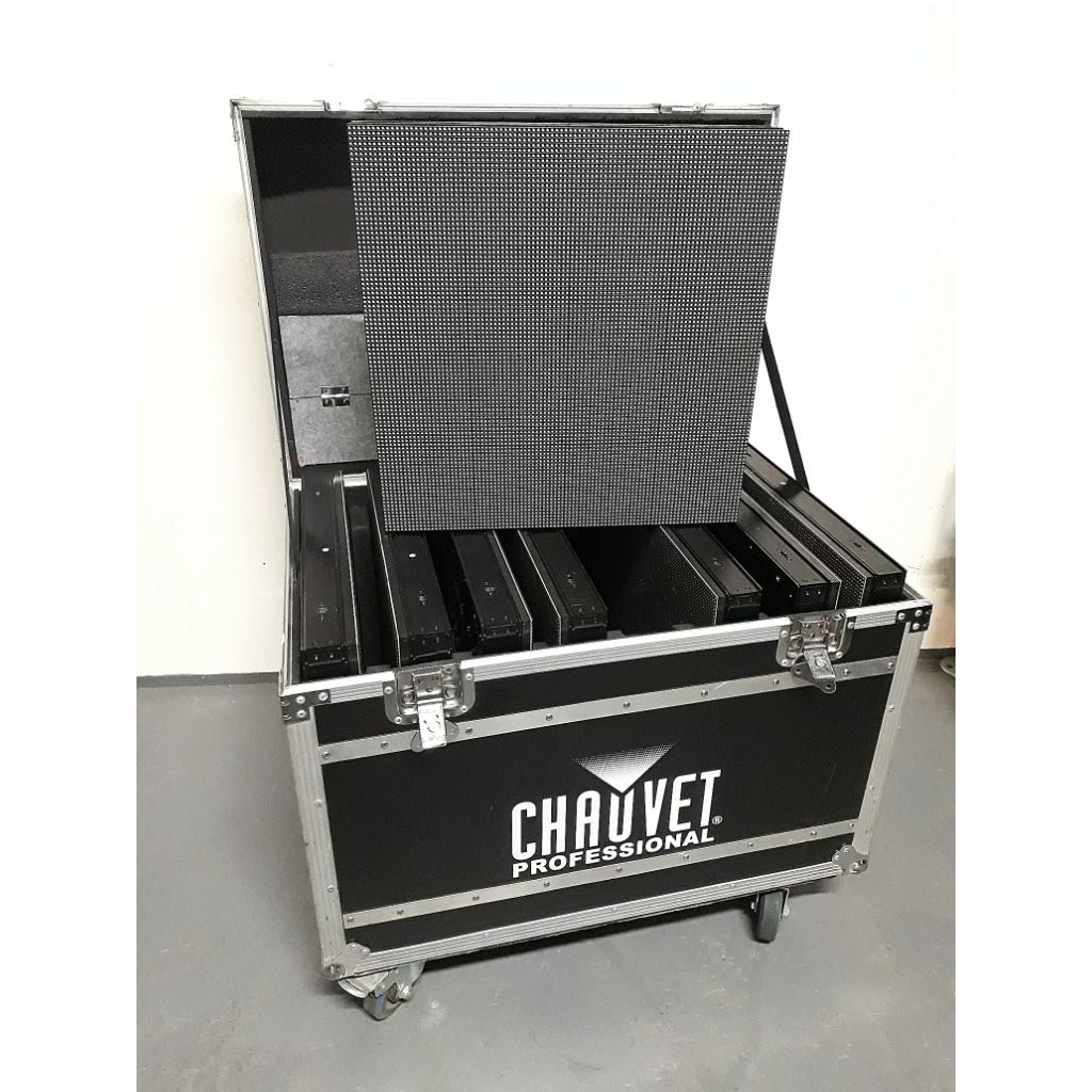 Chauvet PVP S5 Package