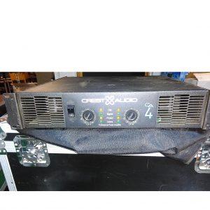 Crest – CA4 Amplifier