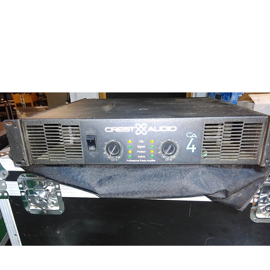 Crest CA4 Amplifier
