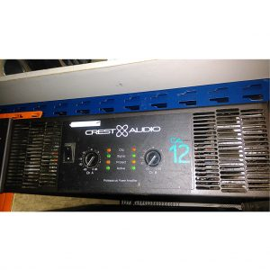 Crest – CA6 Amplifier