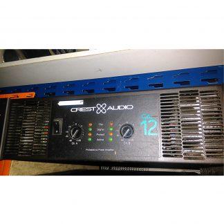 Crest CA6 Amplifier