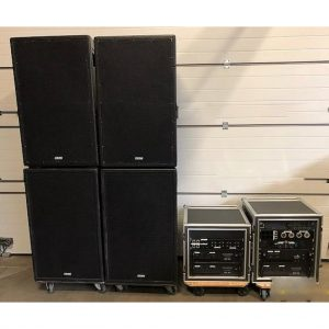 EAW - KF850 and SB850 Loudspeaker Package
