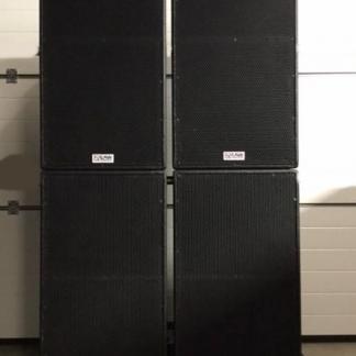 EAW SB600 KF600 Set