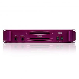 Used Full Fat Audio FFA10000 Amplifier