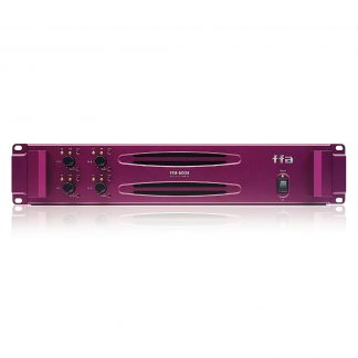 Used Full Fat Audio FFA6004 Amplifier