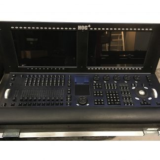 Used High End Hog 4 Lighting Console