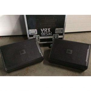 JBL Subwoofer – VRX915M Package