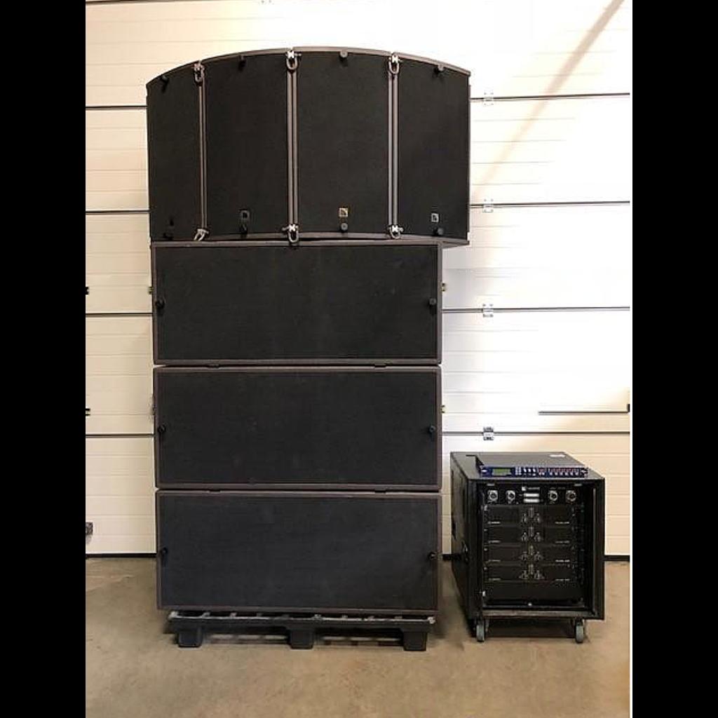L'Acoustics ARCS SB218 LA-Rack