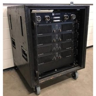 L-Acoustics RK124 - LA48 Rack