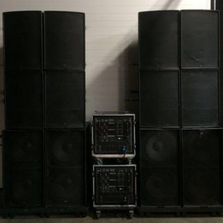 Martin Audio Wavefront Series Package (4)
