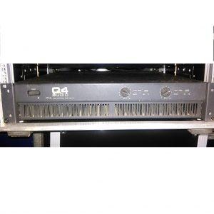 Q4 Audio – PTH 5 Amplifier