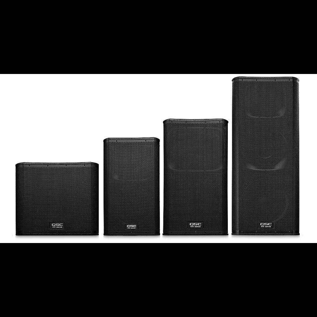 QSC KW Series Loudspeaker
