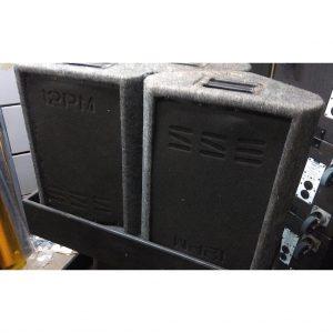 SSE – 12PM Bi Ampable Monitors