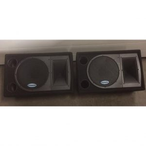 Samson – RS12M – Pair – Good condition