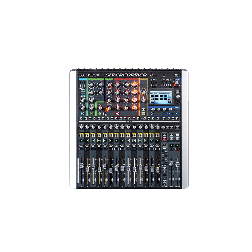 Soundcraft Performer 1 Audio Mixer