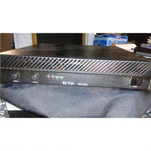 TOA – DPA800 Amplifier
