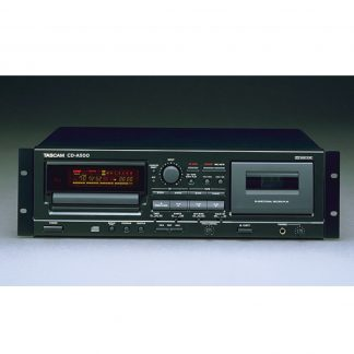 Tascam CD-A500 CD and Cassette Player Combo