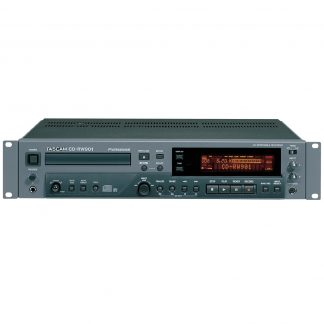 Tascam CDRW901 CD Recorder