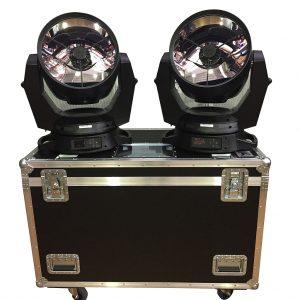 Vari-Lite – Set of 6 VL6000 Inc Double Amptown Flightcase