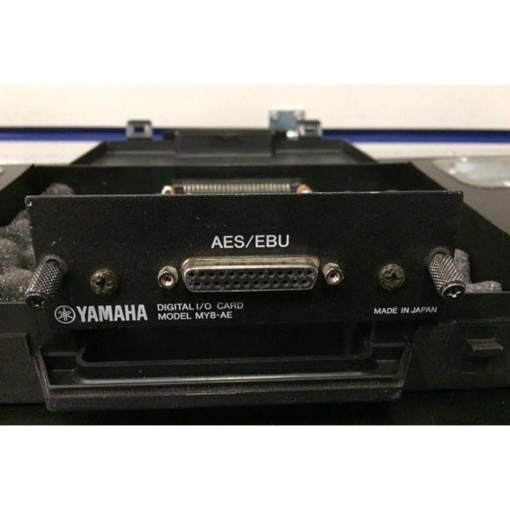 Yamaha MY8-AE AES-3