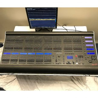 Used Zero 88 Solution XL Lighting Console