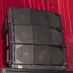 Complete Clair Brothers i208-M system
