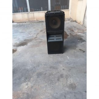 8 JBL VERTEC VT 4889 WITH Dollies & Covers + 2 ARRAY FRAME