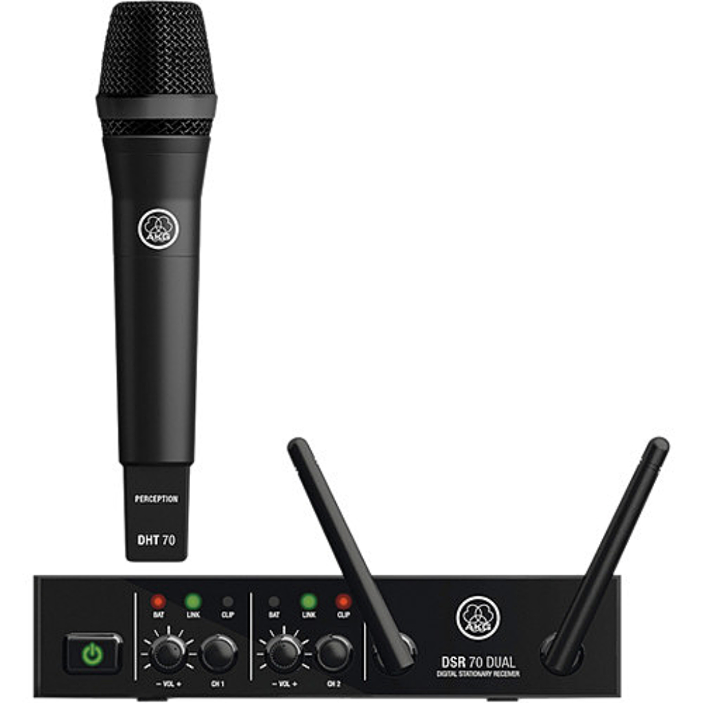 AKG DMS70 D Set - Brand New