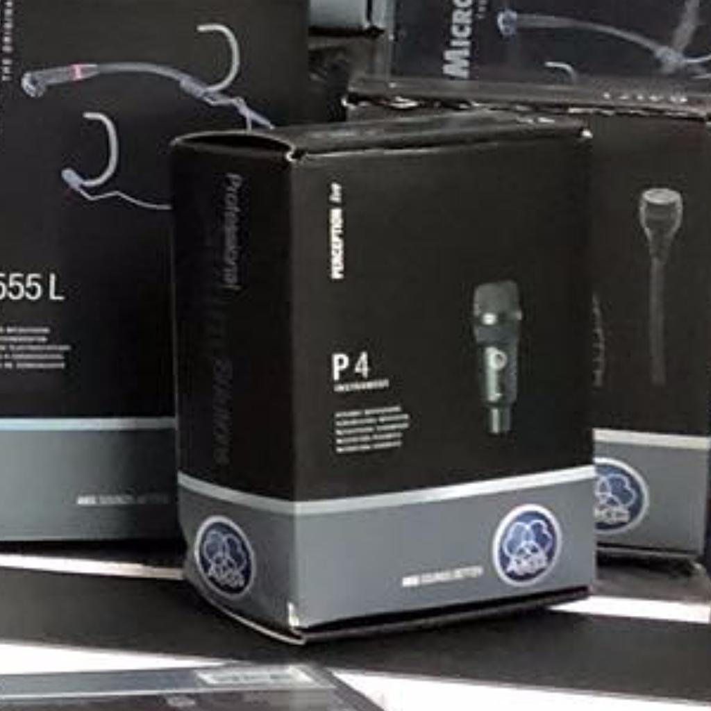 AKG P4 Package