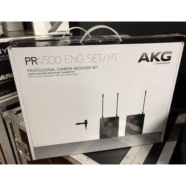 AKG PR4500 ENG SET - New