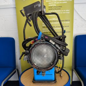 Arri – Used 2.5Kw MSR Compact System
