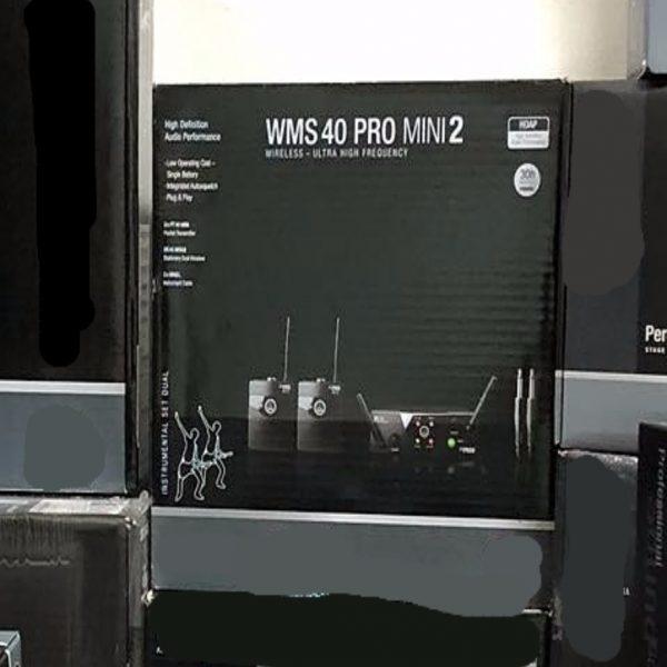 Brand New AKG WMS 40 Mini2