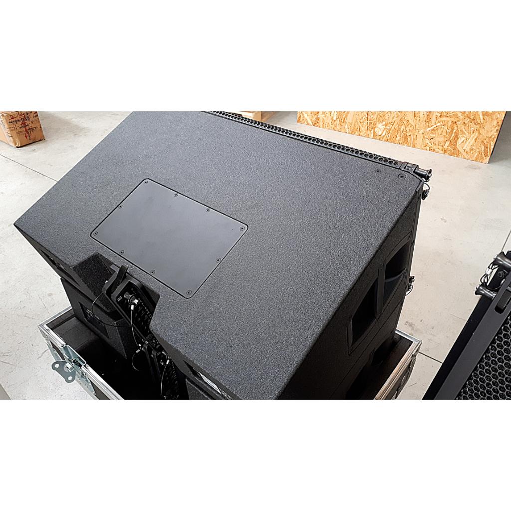 D&B Audiotechnik V8 series - 4*V8 Pack with 1*V Flying adapter, sound systems