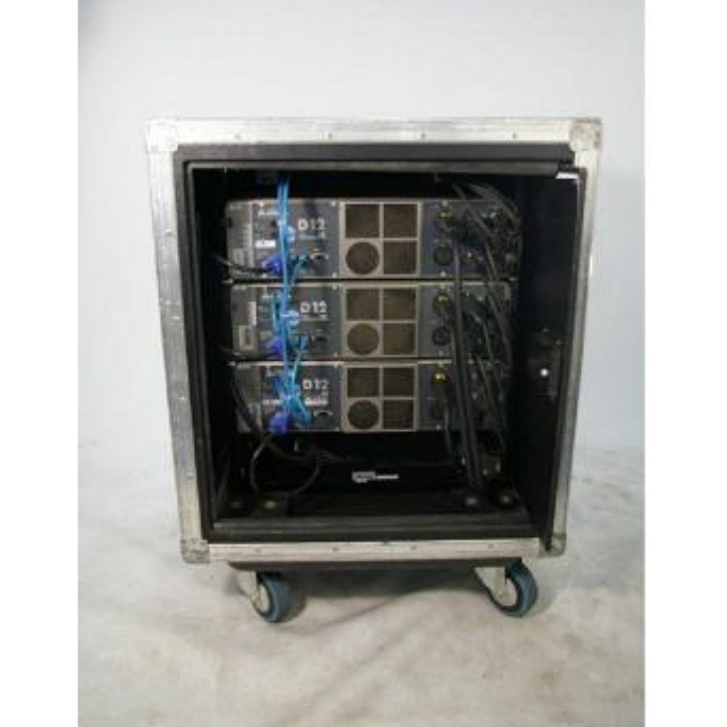D&B D12 Touring rack