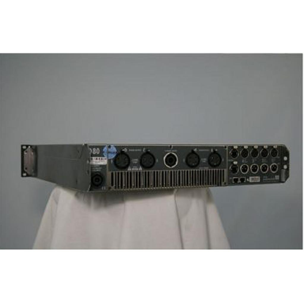D&B D80 EP5/NLT8 amplifier