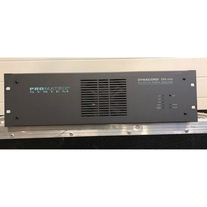Dynacord - DPA 4140 Power Amplifier for sale
