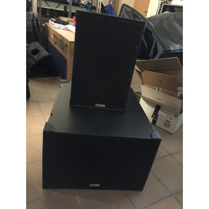 Used EAW NT29 and NTS22 Loudspeaker