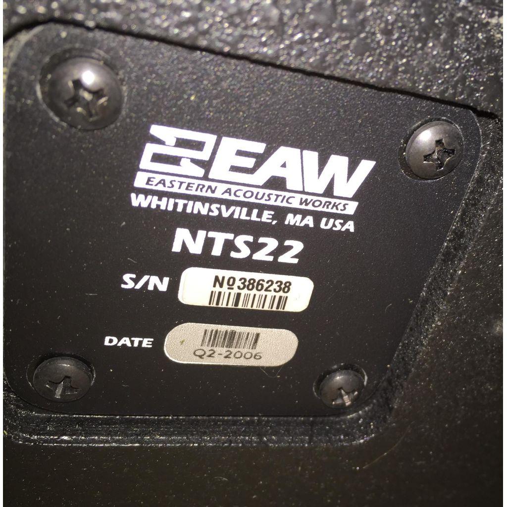 EAW 2xNT29, 2xNTS22 set