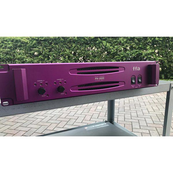 FFA-10000 Full Fat Audio Amplifiers