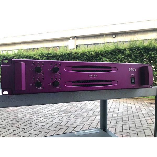 Full Fat Audio FFA-4004 Amplifier