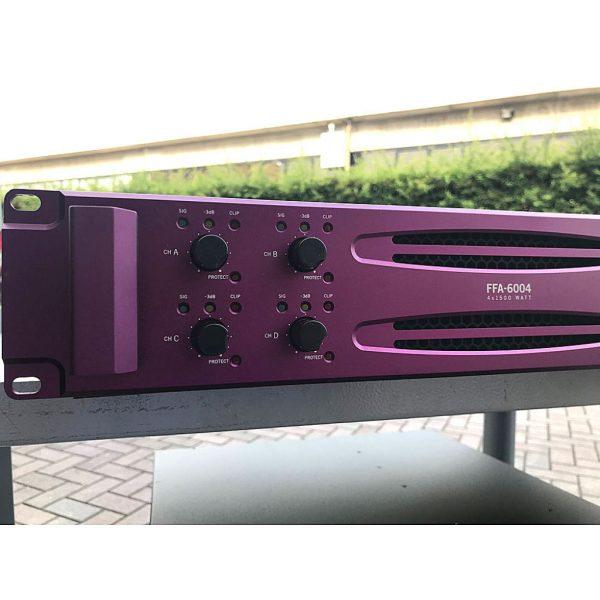Full Fat Audio FFA-6004Q Amplifiers