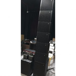 Kling & Freitag – Sequenza 5 Line Array System Package