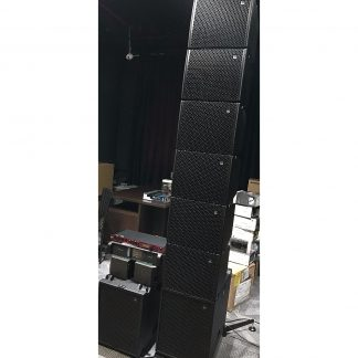 Kling & Freitag Sequenza 5 line array