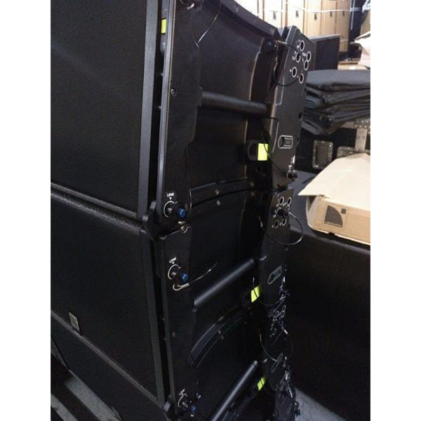 L'Acoustics K2 Package Inc AMP