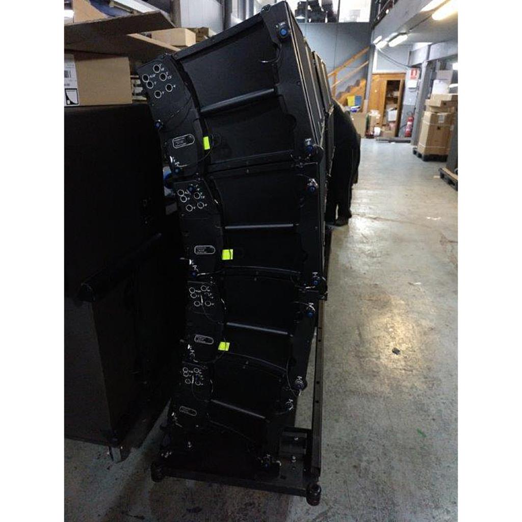 L'Acoustics K2 Package Inc AMP
