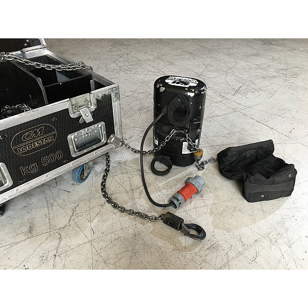 Lodestar 500kg F Compact CM Electric Hoist