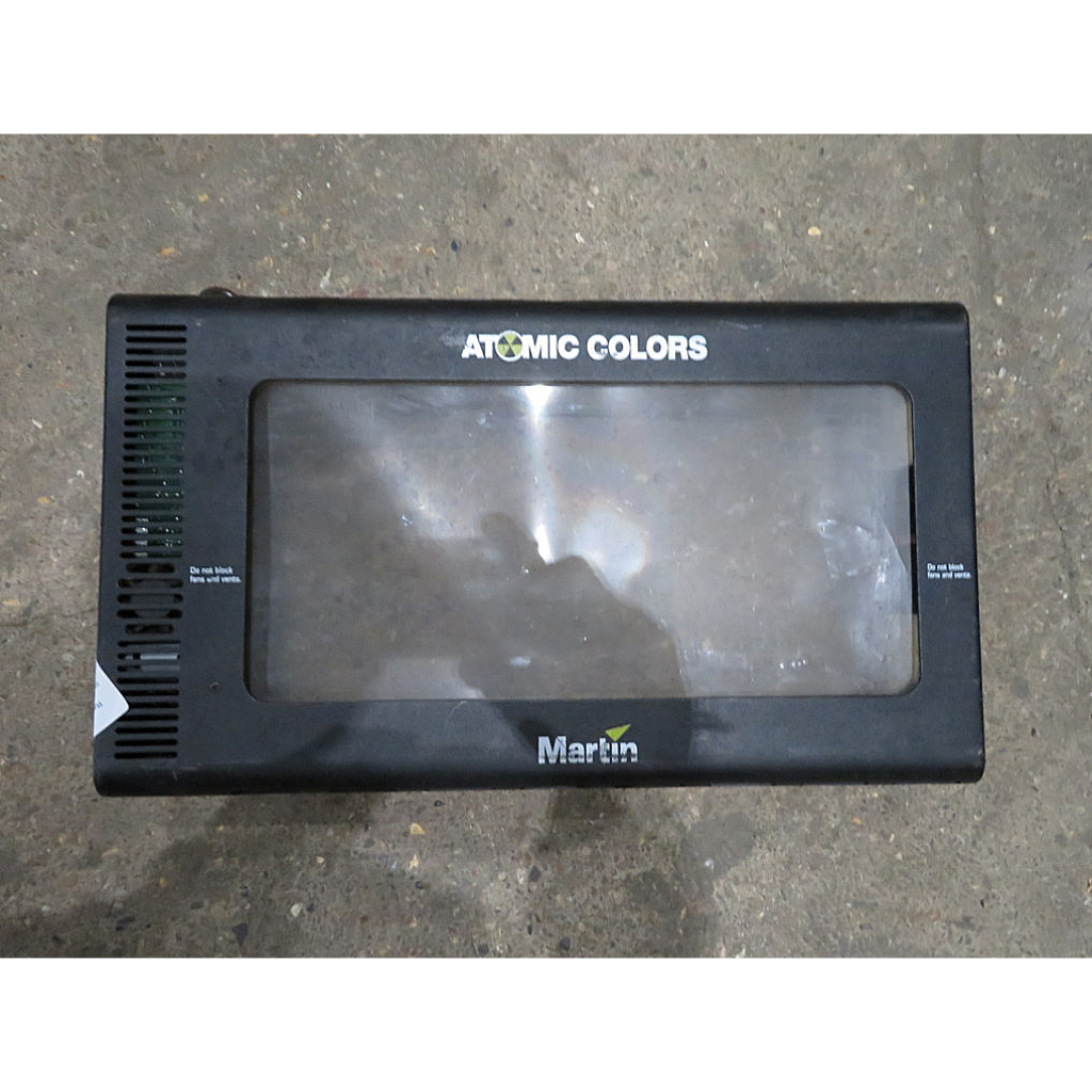 Martin Atomic Colour Scroller Inc Brackets